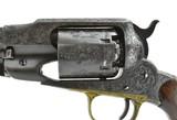 Remington Model 1858 (New Model Army) Engraved .44 Caliber (AH5113) - 2 of 9