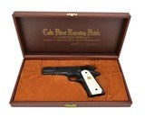 Colt Factory Engraved Government .45 ACP (C15470)
