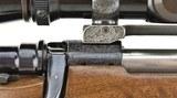 """Sam Welch Engraved Interarms Mark X 7mm Rem Mag (R25641) "" - 3 of 9"