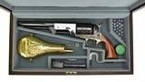 Colt 3rd Gen Signatures Series 1847 Walker Revolver in Wooden Case (C15542) - 9 of 11