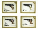 Colt 1911 WWI Series 4-Gun Commemorative Set (COM2366)
