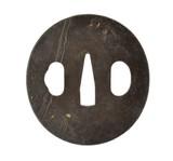 Iron Tsuba (MGJ1379) - 1 of 3