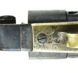 Colt Pocket Navy Conversion with 3 Barrel and Loading Gate (C15684) - 5 of 6