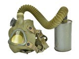 U.S. WWII M3 Gas Mask (MM1329)