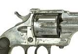 Merwin & Hulbert 3rd Model Large Frame Pocket Army Revolver (AH5366) - 5 of 6