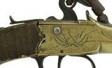 """""""Pair of British Brass Barrel Pistols Converted from Flintlocks. (AH5391)"""" - 9 of 9"""