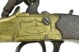 """""""Pair of British Brass Barrel Pistols Converted from Flintlocks. (AH5391)"""" - 5 of 9"""