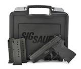 Sig Sauer P239 SAS 9mm (PR47805)