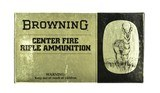 Vintage Browning .243 Winchester Caliber Ammunition (MIS1268) - 2 of 2