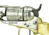 Colt Conversion of a Pocket Navy Revolver (C15901) - 7 of 11