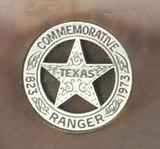 Winchester Texas Ranger Commemorative (COM2386) - 2 of 8