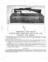"""""""Coston Line-Throwing Gun (R27504)"""" - 11 of 12"""