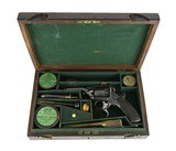 A.B Griswold & Co Marked Cased Tranter 3rd Model Revolver (AH5678)