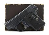 Colt 1908 .25 ACP (C16338)
