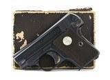 Colt Automatic .25 ACP (C16339)