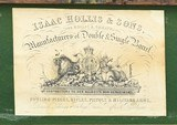 """""""Very Fine Isaac Hollis and Sons Cased Pattern 1853 Officers Rifle-Musket (AL5182)"""" - 4 of 14"""