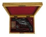 """Cased Webley Mark 1 Military revolver (AH5825)"" - 7 of 7"
