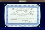 """""""Smith & Wesson 50th Anniversary Commemorative (COM1914)"""" - 7 of 11"""