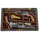"""""""Very Fine Double Cased Set of Colt 1849 Pocket Revolvers (C13540)"""" - 16 of 16"""