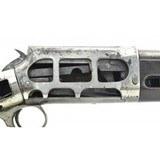 """Rare Burgess Factory Cutaway Slide Action Shotgun (S10459)"" - 12 of 12"