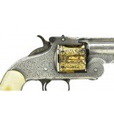 """""""New York Engraved Smith & Wesson 1st Model American .44 American (AH5607)"""" - 5 of 9"""
