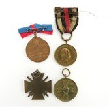 """""""Lot of WWI / WWII German Medals (MM909)"""""""