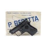 """Beretta 950B .25 ACP (PR52947)"" - 3 of 3"