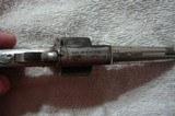hopkins and allen 22 blue jacket revolver - 3 of 4