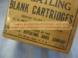.45 Winchester Gatling Gun Orignal Box, 25 Blank Cartridges, Sealed Box - 3 of 4