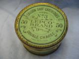 Lepco Brand, 9 MM Saloon Shot Cartridges, No. 3, Double Charge, Made In France, 37 Total - 1 of 4