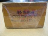 Winchester .45 Caliber Center Fire Metallic Cartridges For Colt's Double Action And Single Action Army Revolvers - 4 of 5