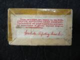 Winchester .25 - 25 Caliber Stevens Center Fire Cartridges, Factory Sealed, 25 Rounds - 6 of 6