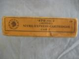 Kynoch .475 No. 2 For The Jeffery Rifle, 10 Nitro Express Cartridges - 3 of 4