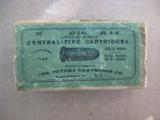 Peters two piece 50 round box of .32 Caliber S & W Central Fire Cartridges - 1 of 5