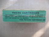 Peters two piece 50 round box of .32 Caliber S & W Central Fire Cartridges - 4 of 5