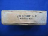 Winchester .38 Short Rim Fire Rifle Cartridges, Stetson's Patent Oct. 31, 1871 - 2 of 3