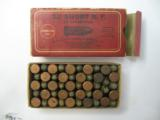 Remington UMC Black Powder .32 Short Rim Fire Cartridges - 2 of 5