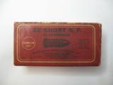 Remington UMC Black Powder .32 Short Rim Fire Cartridges - 1 of 5