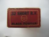 Remington UMC Black Powder .32 Short Rim Fire Cartridges - 5 of 5