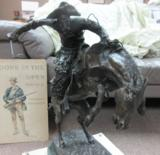 Fredric Remington, Wooly Chaps, 23 X 22 - 2 of 9