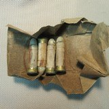 .577 Snider Rifle 1867 Boxer Ammunition Packet - 2 of 3
