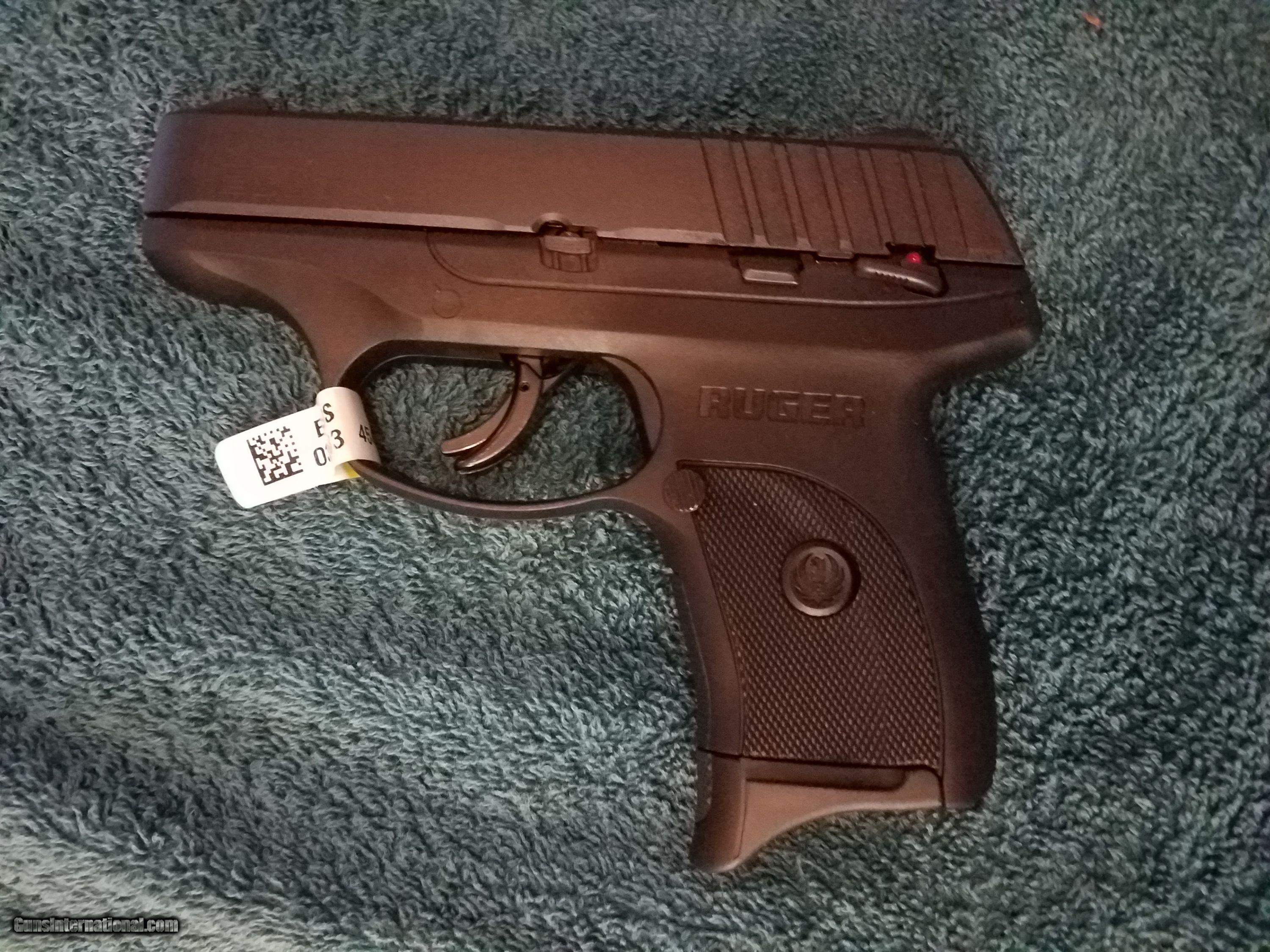 THE NEW EVERY DAY CARRY (EC9S) RUGER EC9S for sale