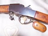 Hopkins + Allen Model 922 Custom --.32 Rimfire - 3 of 4
