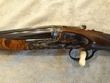 "skb,new 30"" 20 gauge side by side hunting,de lux mod 250"