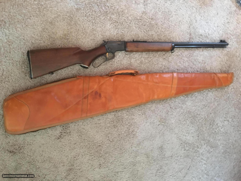 Marlin Firearms Co  Golden 39 A 22 Cal
