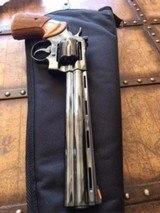 Colt Python 357 Magnum Blue LIKE NEW