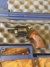 """Colt Cobra .38 Special 2"""" Blue"""