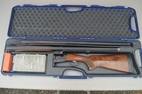Beretta 686 Sporting 12/20 two barrel set
