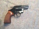 Colt Cobra .38 Spl revolver