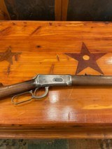 """Winchester Model 1894""""Pre-64"""" .30-30 Lever Action Long Rifle, Made 1907, 26 inch barrel, 9 round - 4 of 15"""